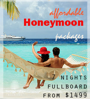 Affordable Maldives Honeymoon Offers